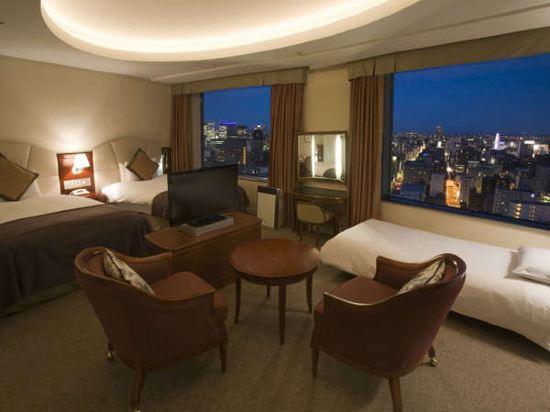 札幌王子酒店(Sapporo Prince Hotel)三人房
