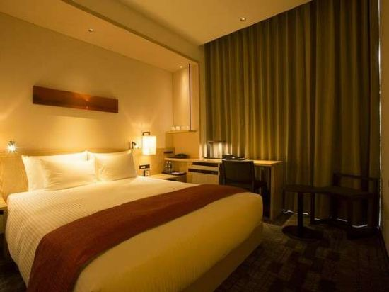 新宿花JR九州酒店(Jr Kyushu Hotel Blossom Shinjuku)大床房