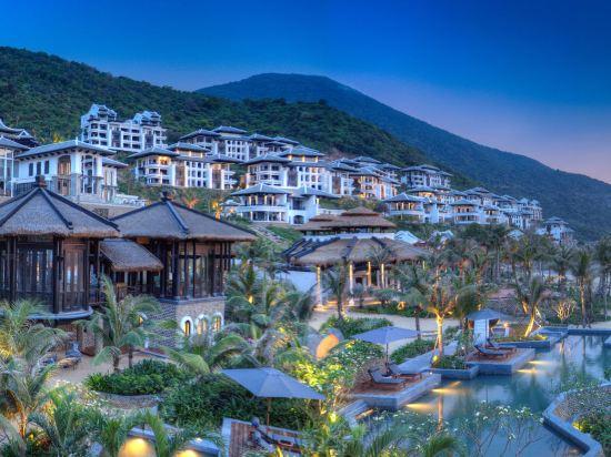峴港洲際陽光半島度假酒店(InterContinental Danang Sun Peninsula Resort)外觀
