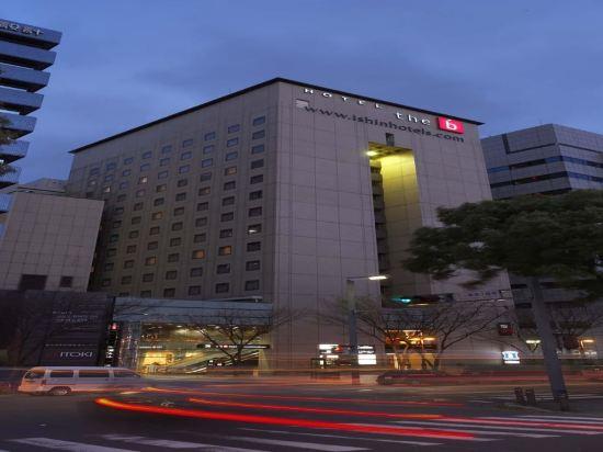 The b 名古屋酒店(The b Nagoya)外觀