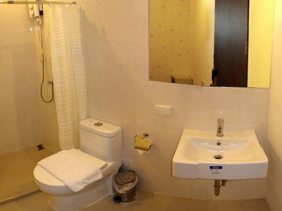 曼谷是隆楠特拉酒店(Nantra Silom Hotel Bangkok)標準房