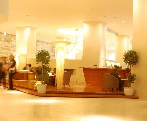 札幌公園飯店(Sapporo Park Hotel)公共區域
