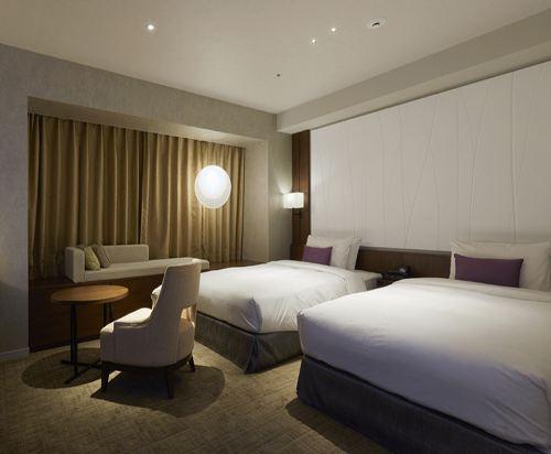 札幌京王廣場飯店(Keio Plaza Hotel Sapporo)尊貴大型雙床房