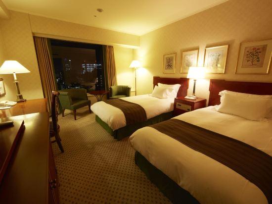 名古屋觀光酒店(Kanko Hotel Nagoya)高級雙床房