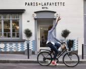 巴黎拉斐特酒店