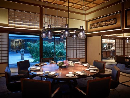 京都麗思卡爾頓酒店(The Ritz-Carlton Kyoto)餐廳