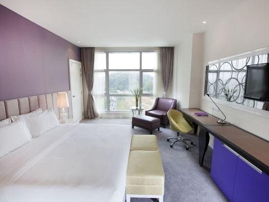 吉隆坡焦賴絲麗酒店(Silka Cheras Kuala Lumpur)豪華房