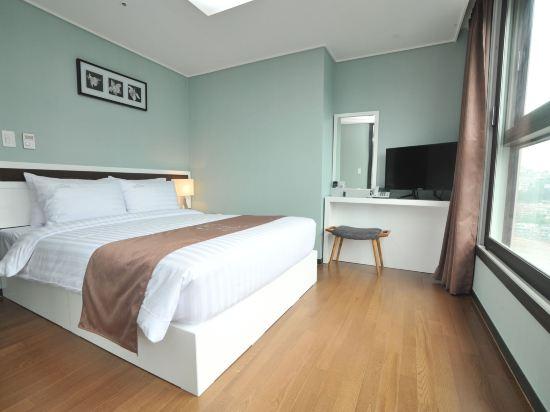 海雲台馬克酒店(Hotel the Mark Haeundae)M大床套房