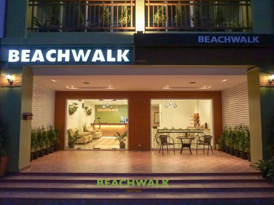 仲天海灘步道酒店(Beachwalk Jomtien)
