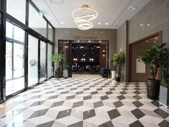 釜山斯坦福酒店(Stanford Inn Busan)公共區域