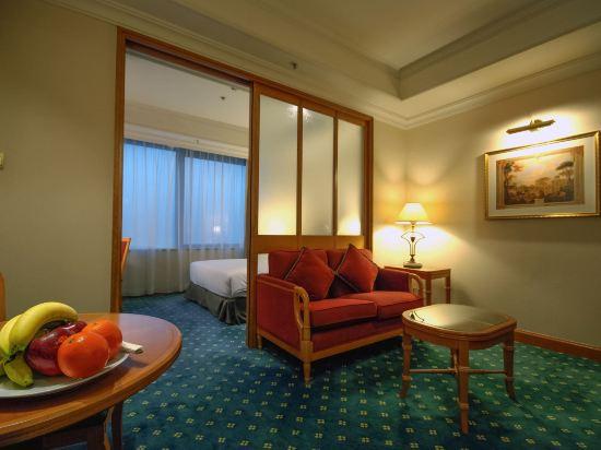 香港華大盛品酒店(BEST WESTERN PLUS Hotel Hong Kong)高級房