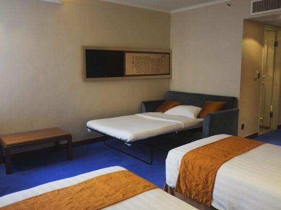香港君怡酒店(The Kimberley Hotel)豪華三人房
