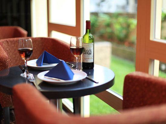 香港華麗都會酒店(Grand City Hotel)餐廳