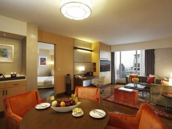 曼谷盛泰瀾中央世界商業中心酒店(Centara Grand at Centralworld)國際行政套房