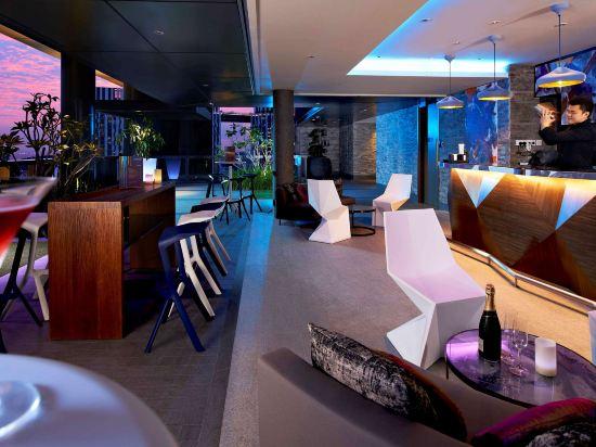 新加坡卡爾頓城市酒店(Carlton City Hotel Singapore)酒吧