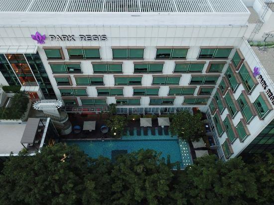 新加坡柏偉詩酒店(Park Regis Singapore)外觀
