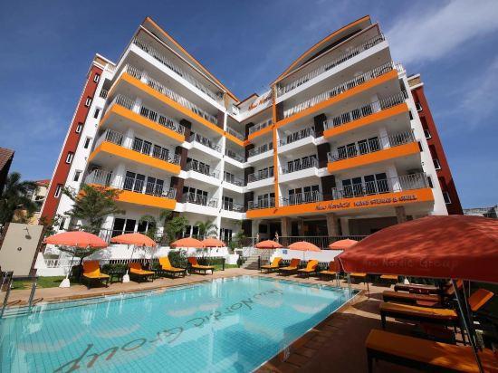 新北歐家庭酒店(Family Residence)外觀