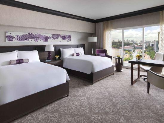 新加坡費爾蒙酒店(Fairmont Singapore)費爾蒙尊貴房