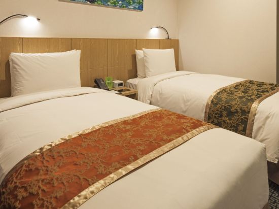 首爾帝馬克豪華酒店明洞(Tmark Grand Hotel Myeongdong)標準雙床房