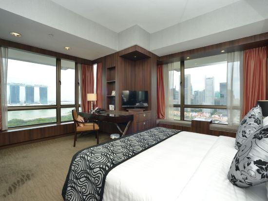 新加坡半島怡東酒店(Peninsula Excelsior Hotel Singapore)尊貴俱樂部房