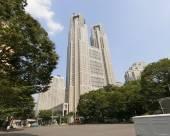 西新宿旅館開放式公寓酒店