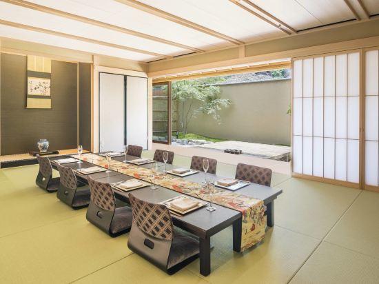 京都翠嵐豪華精選酒店(Suiran, a Luxury Collection Hotel, Kyoto)居月子と日式尊貴間