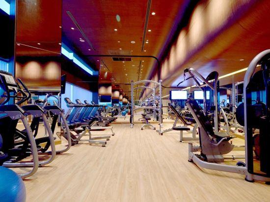 達拉海角度假酒店(Cape Dara Resort)健身房
