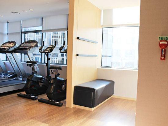 首爾東大門貝斯特韋斯特阿里郎希爾酒店(Best Western Arirang Hill Dongdaemun)健身房