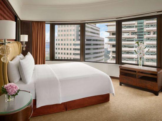 吉隆坡香格里拉大酒店(Shangri-La Hotel Kuala Lumpur)行政一卧室公寓