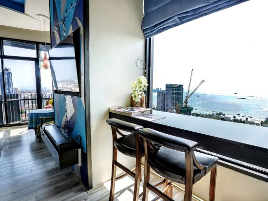 芭堤雅暹羅設計酒店(Siam@Siam Design Hotel Pattaya)總統套房