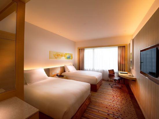 新山希爾頓逸林酒店(Doubletree by Hilton Johor Bahru)行政兩張雙人床房