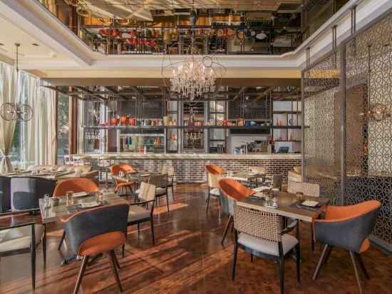 曼谷無線路英迪格酒店(Hotel Indigo Bangkok Wireless Road)餐廳