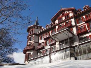 吉特霸赫酒店(Grandhotel Giessbach)
