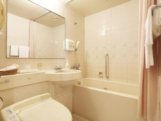大阪新阪急酒店別館(New Hankyu Hotel Annex)一室雙床房