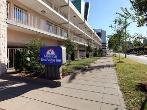 聖路易斯市區美國最有價值旅館(Americas Best Value Inn St. Louis Downtown)