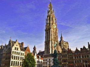 安特衛普郁金香酒店(Tulip Inn Antwerpen)