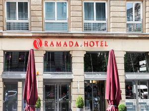 法蘭克福市中心華美達酒店和金融區(Ramada Frankfurt am Main City Center & Financial District)