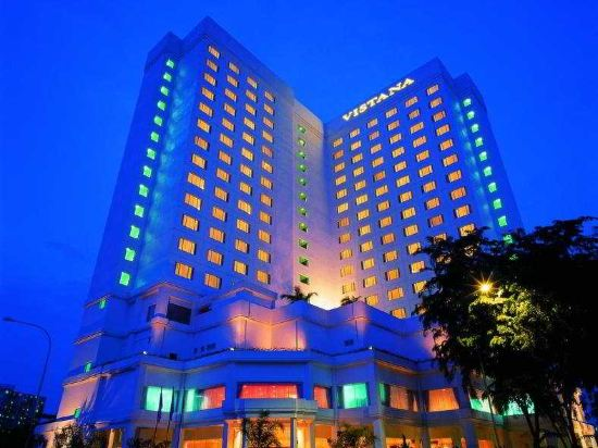 偉士達納酒店(Vistana Kuala Lumpur Titiwangsa)外觀