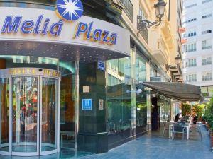 瓦倫西亞廣場美利亞酒店(Melia Plaza Valencia)