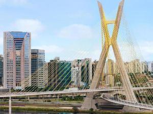 聖保羅莫隆比希爾頓酒店(Hilton Sao Paulo Morumbi)