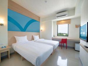 皓普尖竹汶酒店(Hop Inn Chanthaburi)