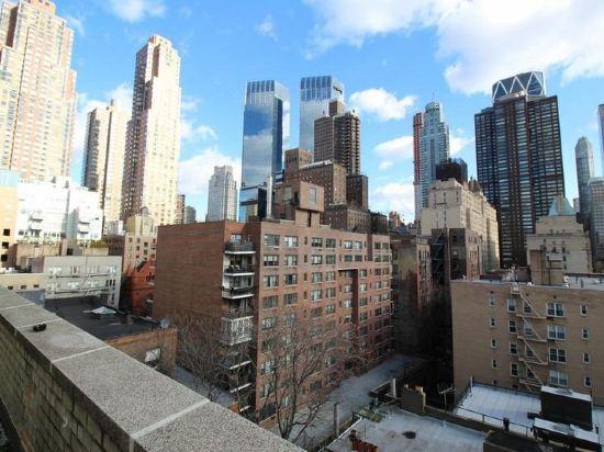紐約沃森酒店(原紐約曼哈頓第57街假日酒店)(The Watson Hotel (Formerly Holiday Inn Manhattan 57th Street))眺望遠景
