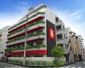 東京蒲田/羽田紅屋頂經濟型酒店