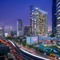 W曼谷酒店酒店預訂