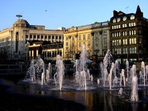 曼徹斯特市中心皇冠假日酒店(Crowne Plaza Manchester City Centre)