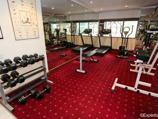 新加坡大太平洋酒店(Hotel Grand Pacific Singapore)健身房