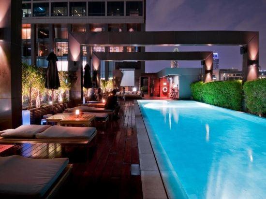 美憬閣索菲特曼谷VIE酒店(VIE Hotel Bangkok - MGallery by Sofitel)室外游泳池