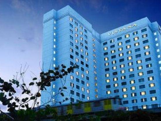 吉隆坡偉士達納酒店(Vistana Kuala Lumpur Titiwangsa)外觀