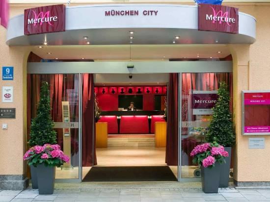慕尼黑市中心美居酒店
