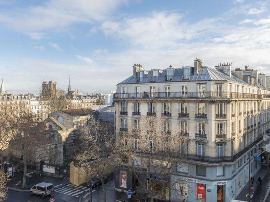 巴黎貝羅酒店(Belloy Saint-Germain Paris)外觀